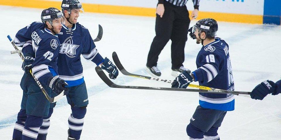 Чудо в КХЛ: «Нефтехимик» сравнивает за две секунды до сирены и выигрывает в овертайме