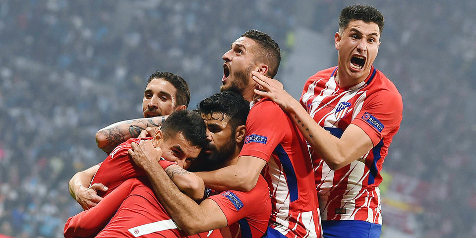 Гризманн забивает дважды и приносит победу «Атлетико»: голы и лучшие моменты финала Лиги Европы
