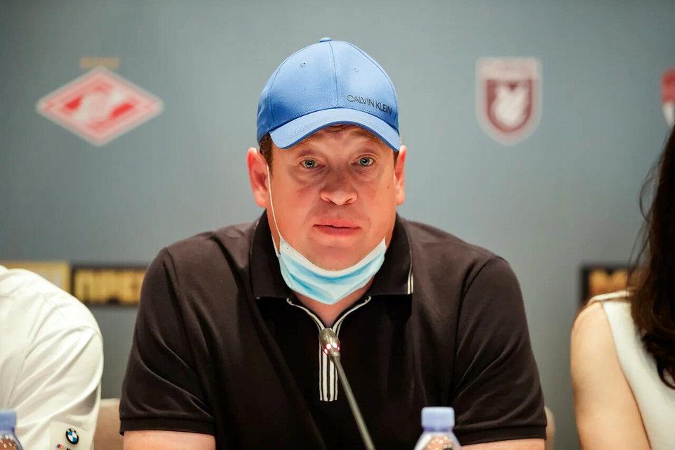 Леонид Слуцкий: «Когда ты играешь в официальном турнире, появляется большая ответственность»
