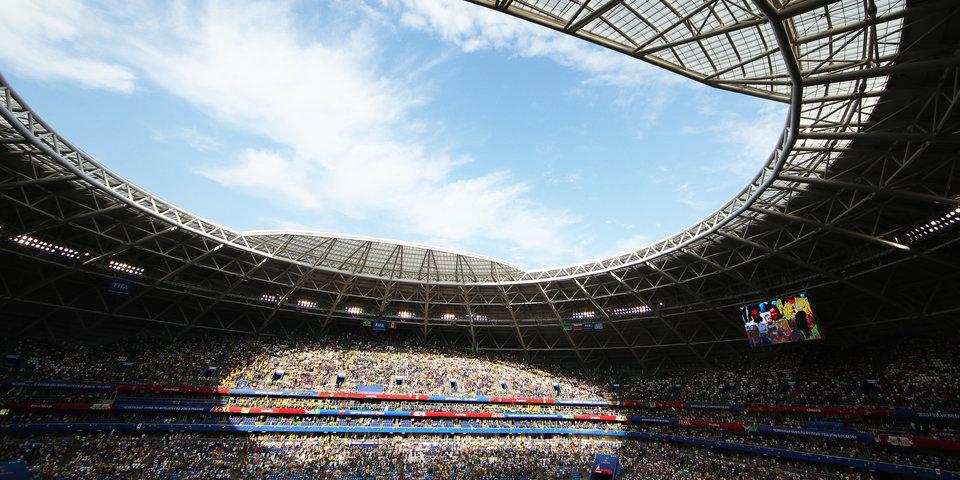 Как выглядит стадион, на котором пройдет финал Олимп Кубка России