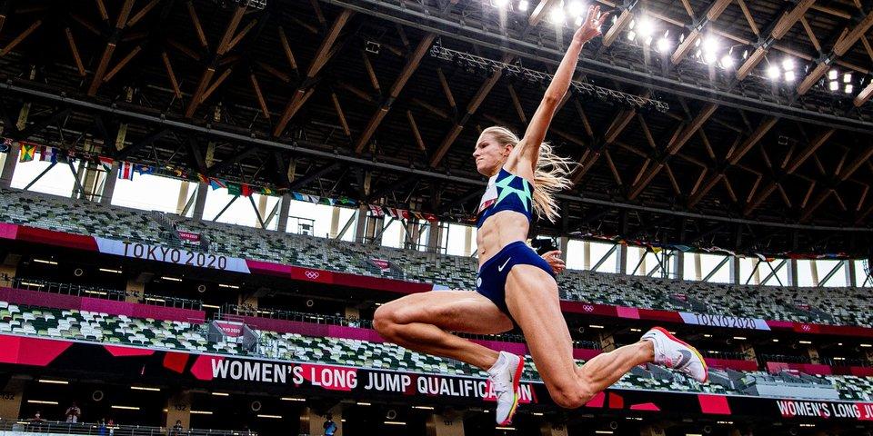 Клишина ответила на вопрос о возможном участии в Олимпиаде 2024 года