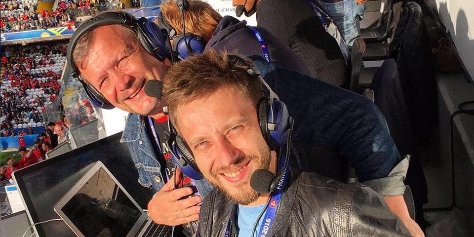 Шмурнов и Кривохарченко прокомментируют финал Лиги чемпионов, Арустамян – финал Лиги Европы