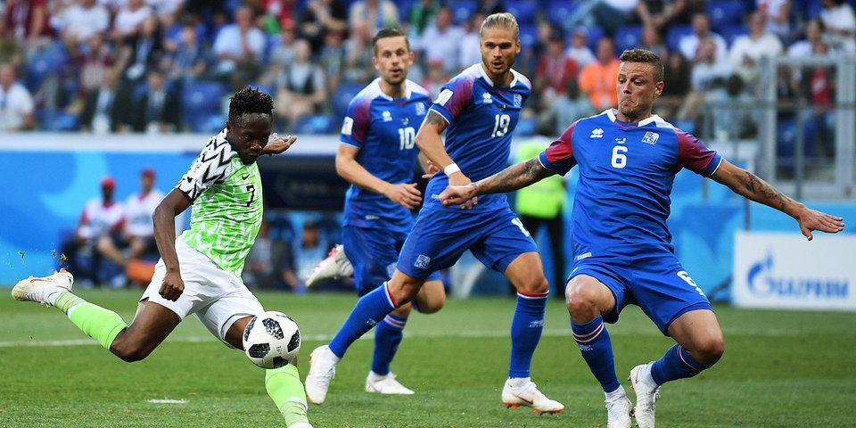 Дубль на ЧМ поднял рейтинг Ахмеда Мусы в FIFA 18, Дуглас Коста и Шакири уступают Головину