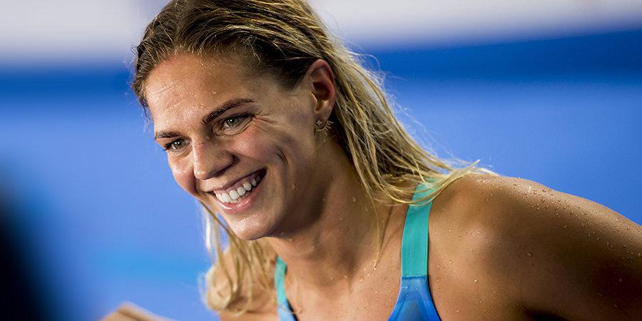 Ефимова не исключила, что не вернется в США до Олимпиады
