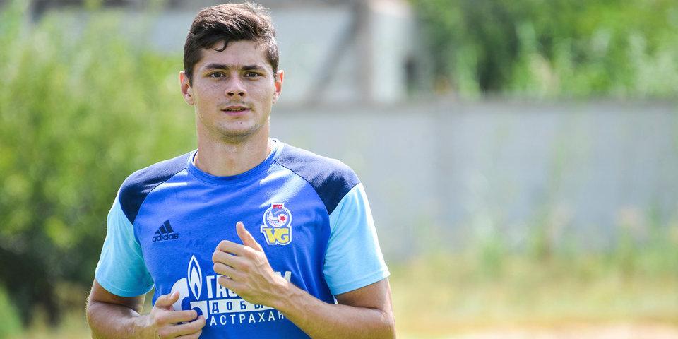 Радченко продолжит карьеру в «Химках»