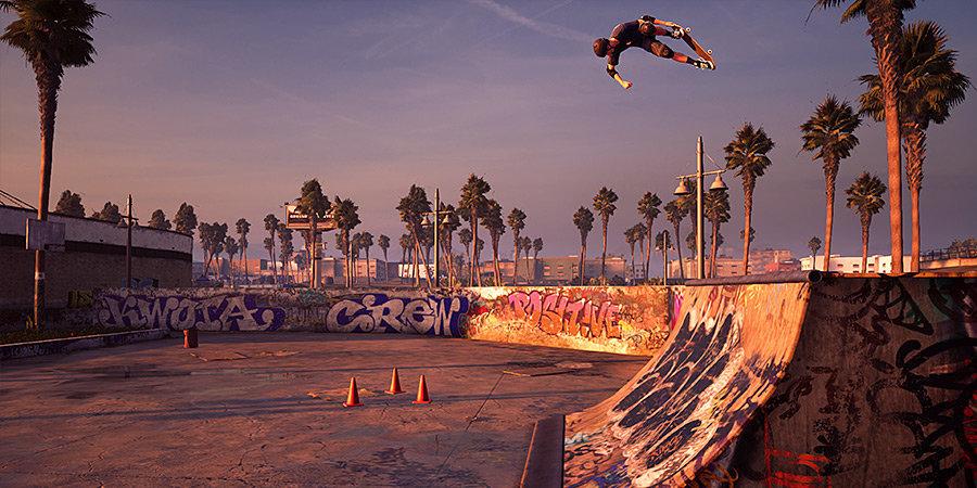 Переиздание Tony Hawk's Pro Skater выйдет 4 сентября