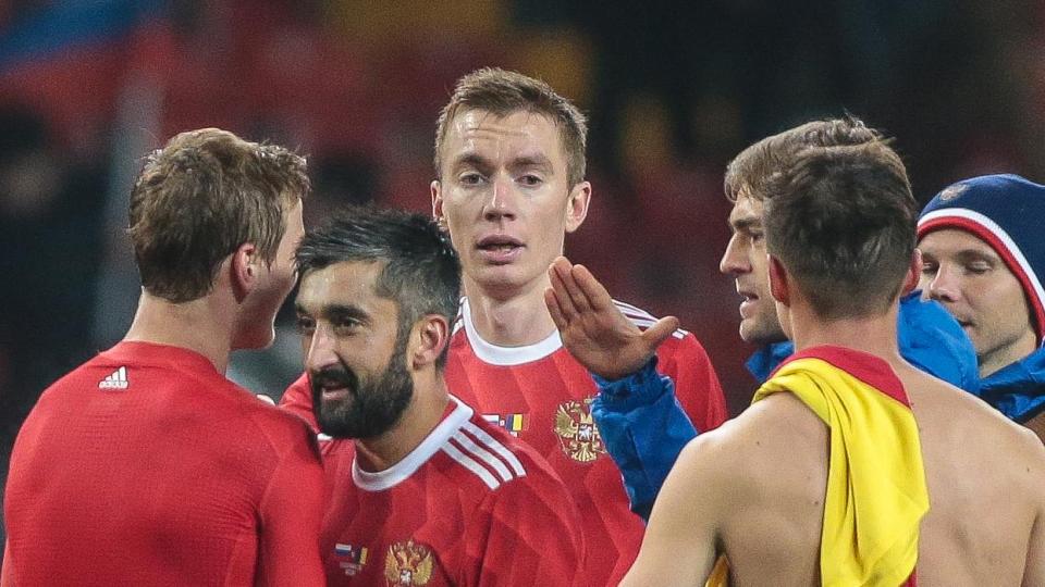 Андрей Семенов: «Победа над Румынией показала, что команда может прогрессировать»