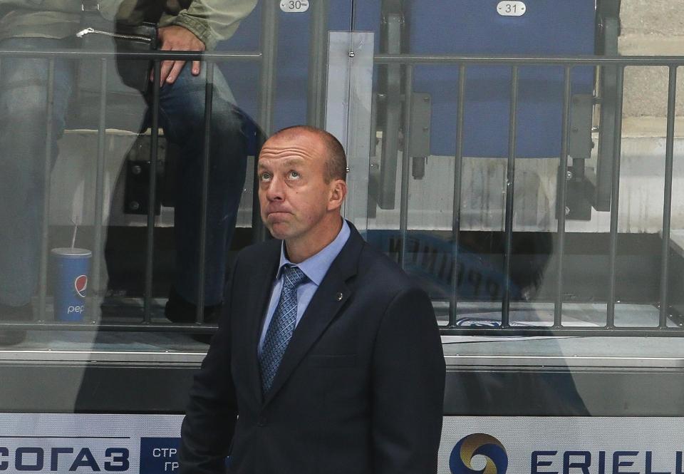 «Авангард» проиграл «Витязю» в первом матче под руководством Скабелки