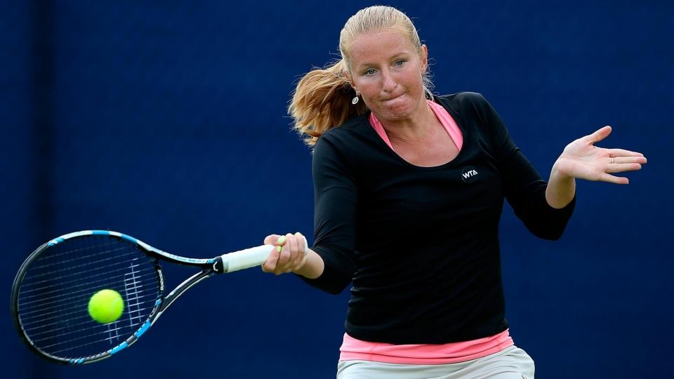 Кудрявцева в паре с Калашниковой не смогли выйти в финал турнира в Санкт-Петербурге