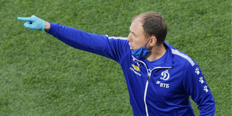 Кирилл Новиков: «Новый защитник? Лучше данный вопрос адресовать к руководству»