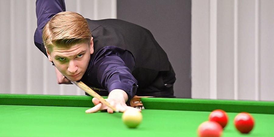 Бойко за день до своего 15-летия сыграет с Трампом на старте турнира European Masters