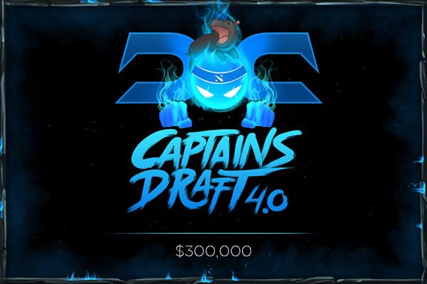 DOTA 2: Captains draft 4.0. Смешные приглашения и участники самого первого турнира в году