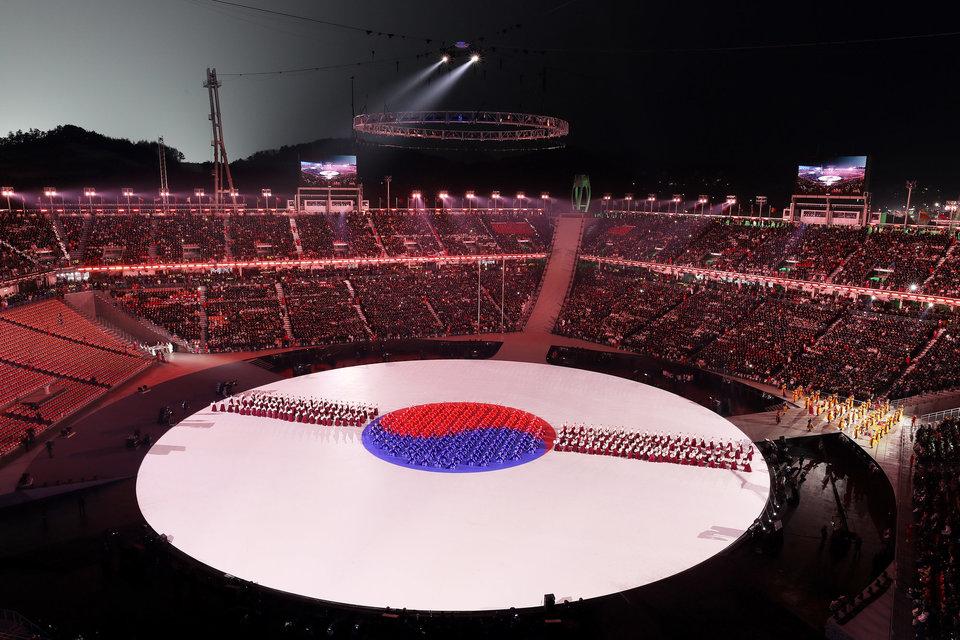 Зимние Олимпийские игры в Пхенчхане объявлены открытыми