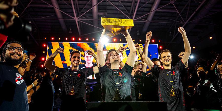 Без сюрпризов. Astralis выиграла турнир в Бахрейне и упрочила лидерство в мировом рейтинге CS:GO