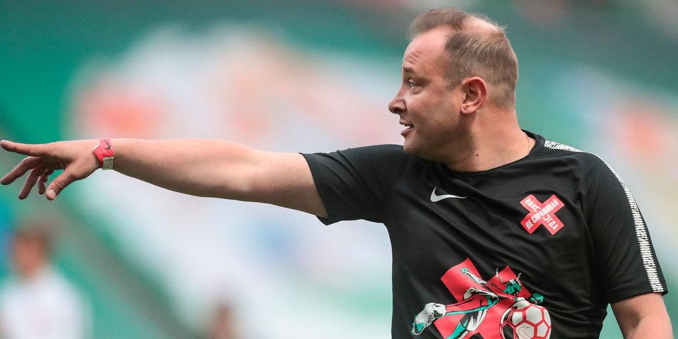 Генич и Шнякин разгромили профессионалов FIFA. Крупная победа «Матч ТВ» на футбольном поле
