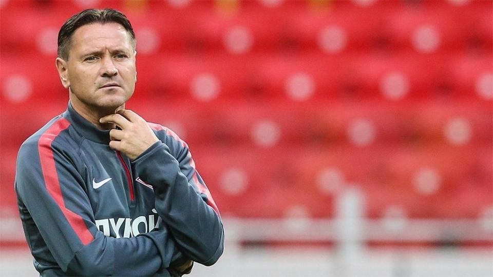 Дмитрий Аленичев: «Приложу все усилия, чтобы игра и результат радовали глаз болельщика»