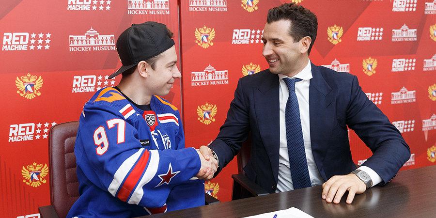 Николишин считает, что Гусев станет сумасшедшим усилением для СКА