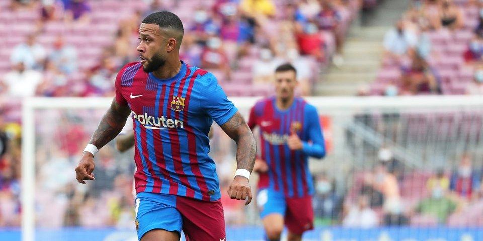 Стали известны детали контракта Депая с «Барселоной»