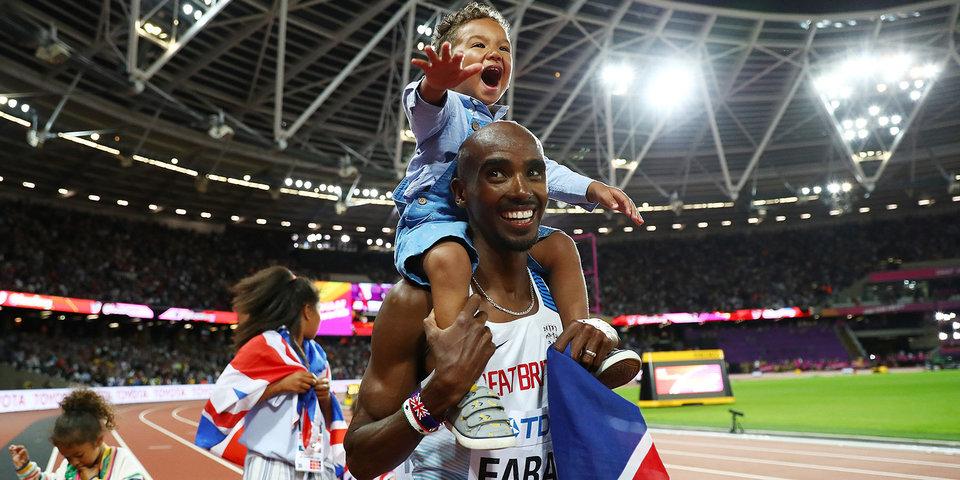 Фарах выиграл шестое золото чемпионатов мира