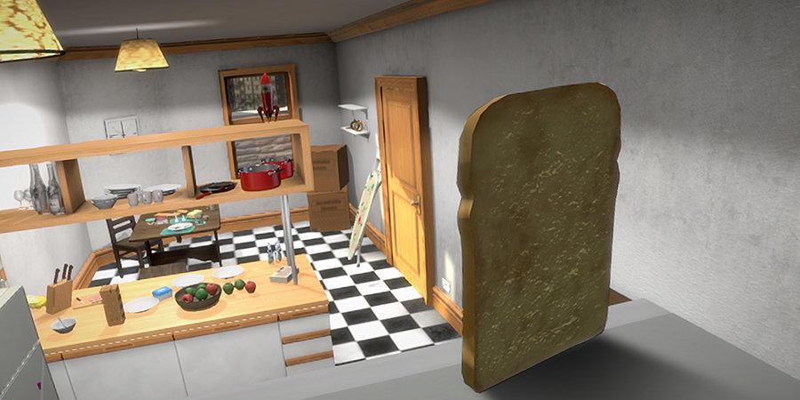 Как живет таракан и чем занимается в свободное время кусочек хлеба? Рассказываем о неоднозначных проектах игровой индустрии