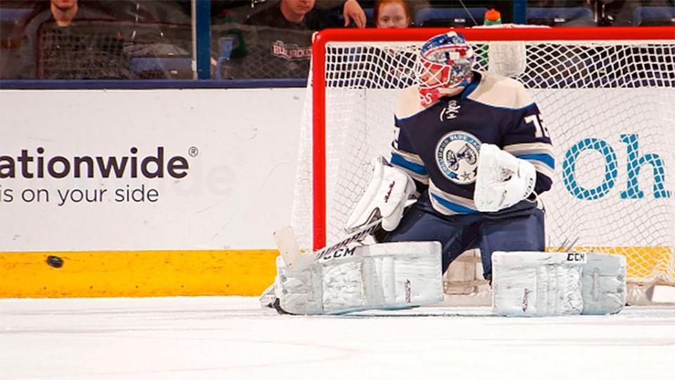 Бобровский – в тройке лучших игроков дня в НХЛ