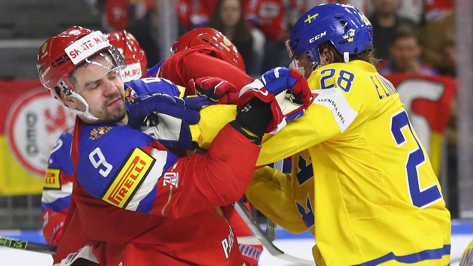 Швеция, Чехия и Белоруссия попали в одну группу с Россией на ЧМ-2018