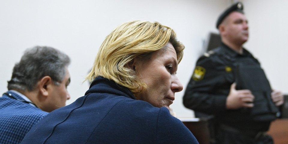 Как осужденная на 4,5 года Аникеева сбежала из-под домашнего ареста
