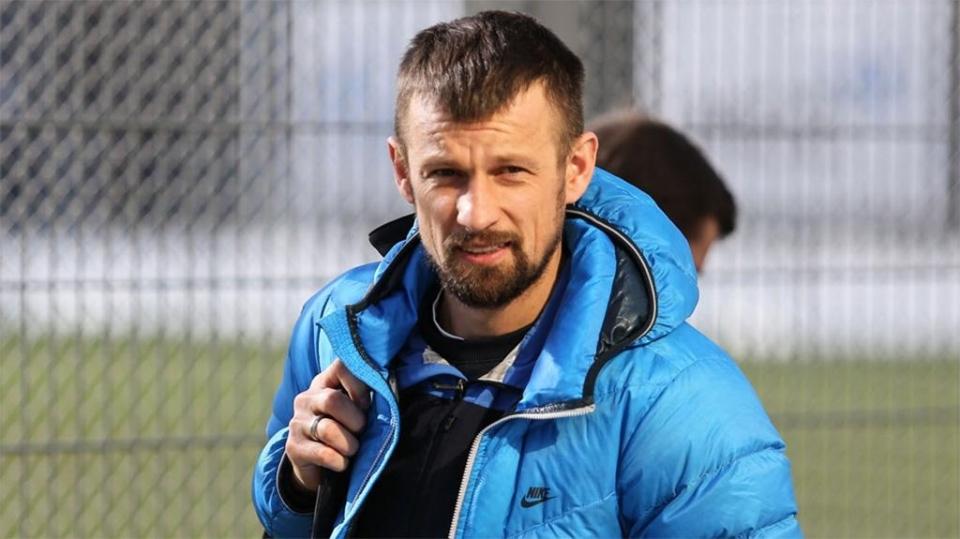 Сергей Семак: «Рад вернуться в город, ставший для меня родным»