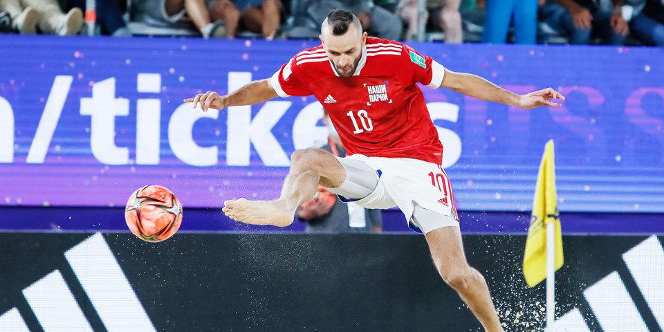 Илья Леонов: «Сборной России очень нужна победа над Парагваем в основное время на ЧМ»