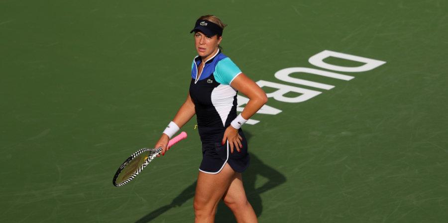 Павлюченкова отыграла 46 позиций в чемпионской гонке WTA