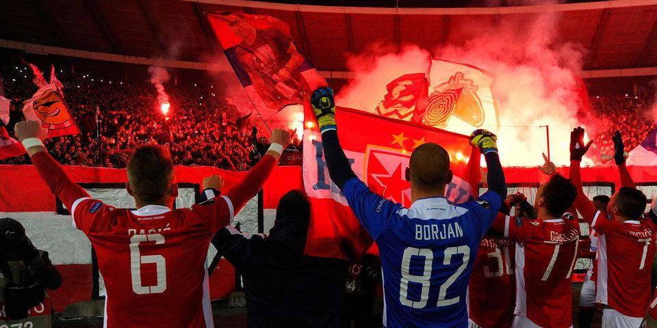 «Црвена Звезда» подала апелляцию нарешение УЕФА