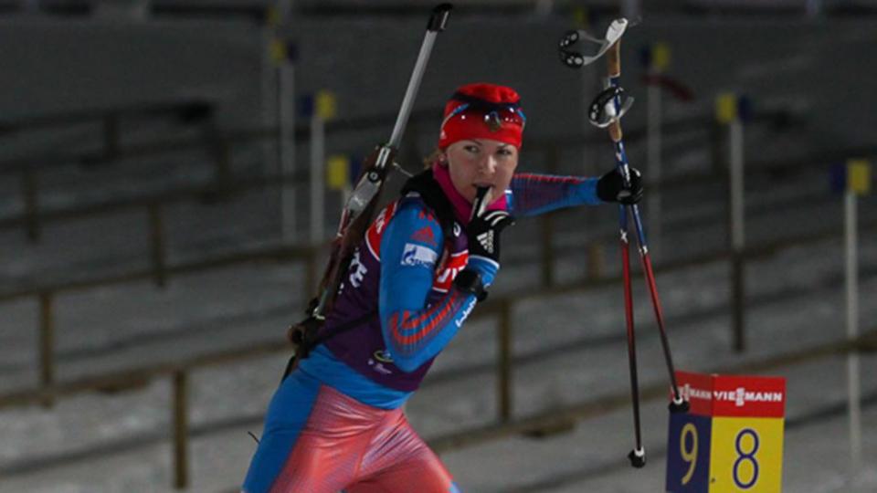 Отбывшая срок дисквалификации Глазырина вернется на соревнования 19 февраля