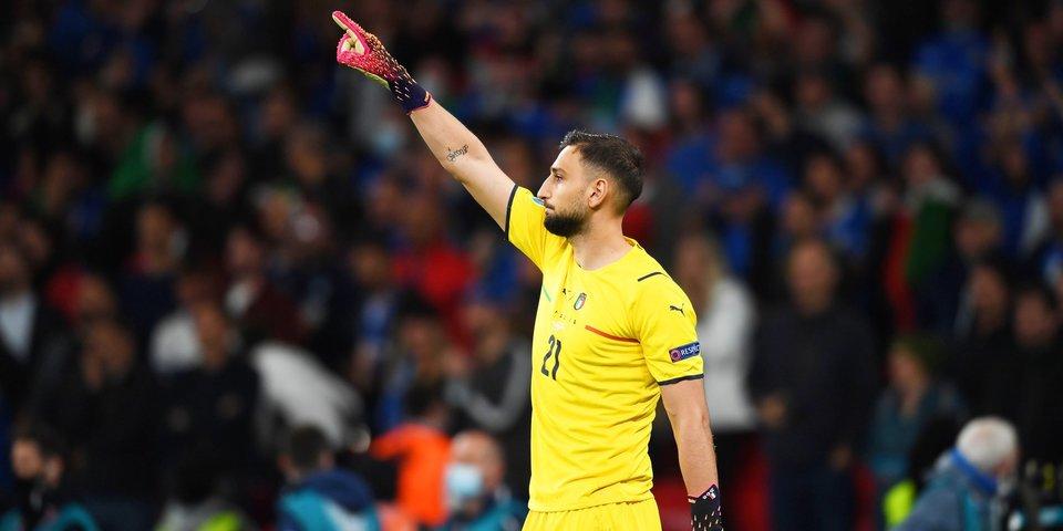 Доннарумма стал самым молодым капитаном сборной Италии за 56 лет