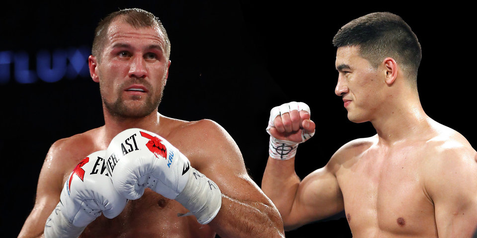 Два лучших российских боксера могут провести бой в США. За очень большие деньги
