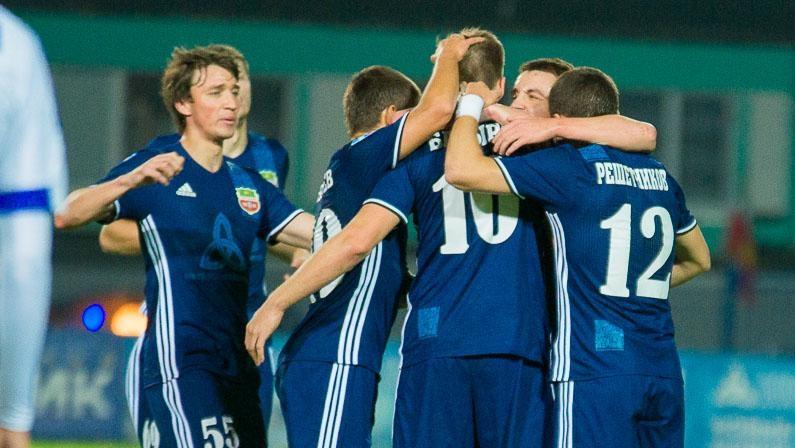 «Ротор», «Мордовия» и «Факел» завершили борьбу за Кубок России