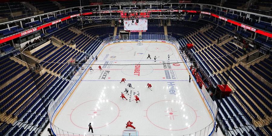 Сезон КХЛ нужно доиграть, когда разрешат. Нельзя его выкидывать на помойку истории. Колонка Павла Лысенкова