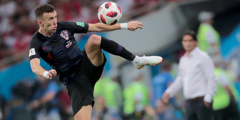 Перишич после матча с Англией прошел диагностику в московской больнице