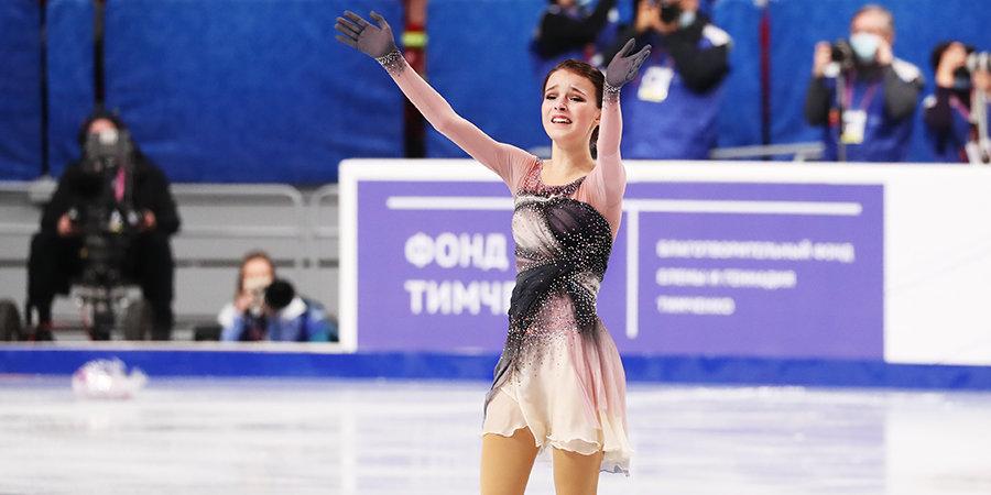 Глава ФФККР: «Щербакова не нарушила никаких правил, выступая с температурой»