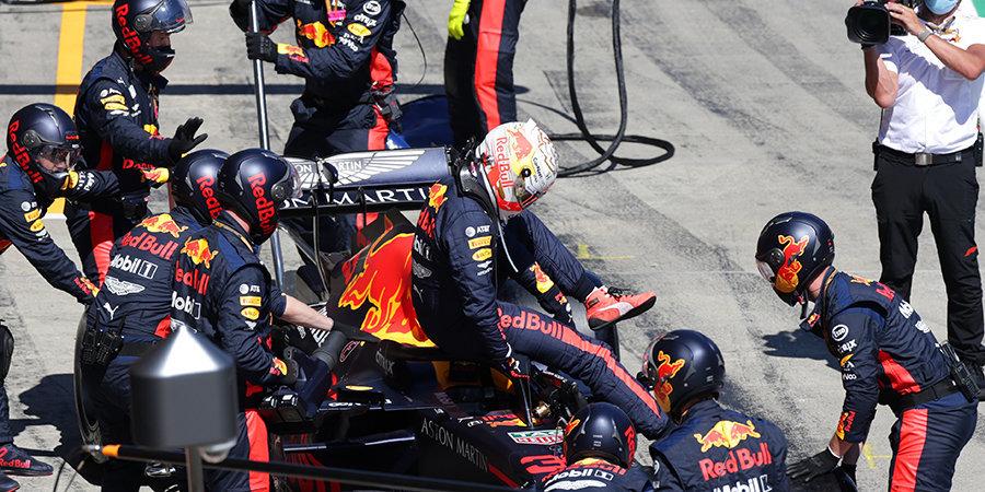 Марко подтвердил, что «Ред Булл» может уйти из «Формулы-1»
