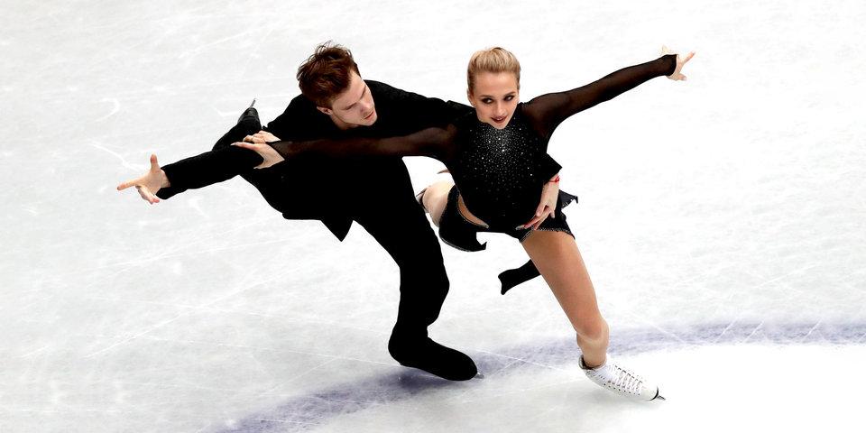 Синицина и Кацалапов идут вторыми после ритм-танца на чемпионате мира, Степанова и Букин — третьи