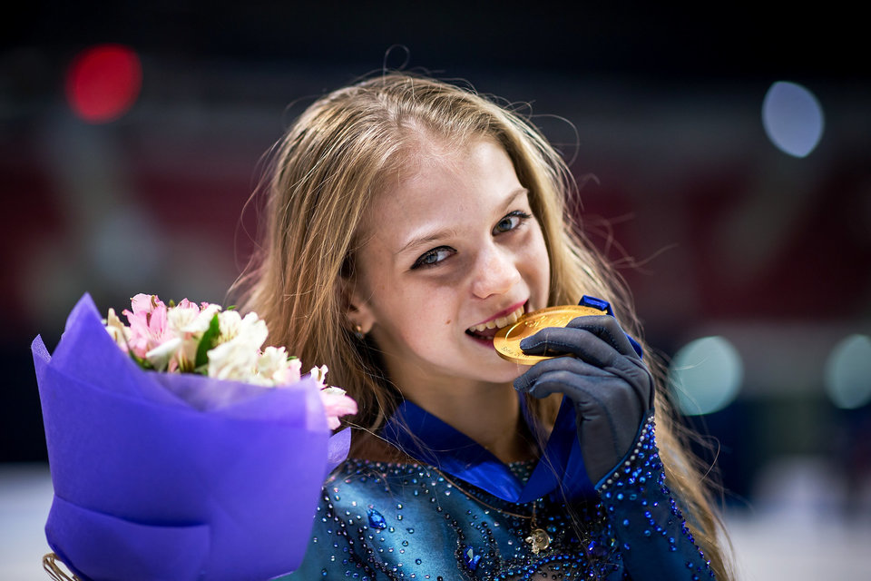 Трусова, Дэвис и Смолкин выступят на турнире в США в сентябре