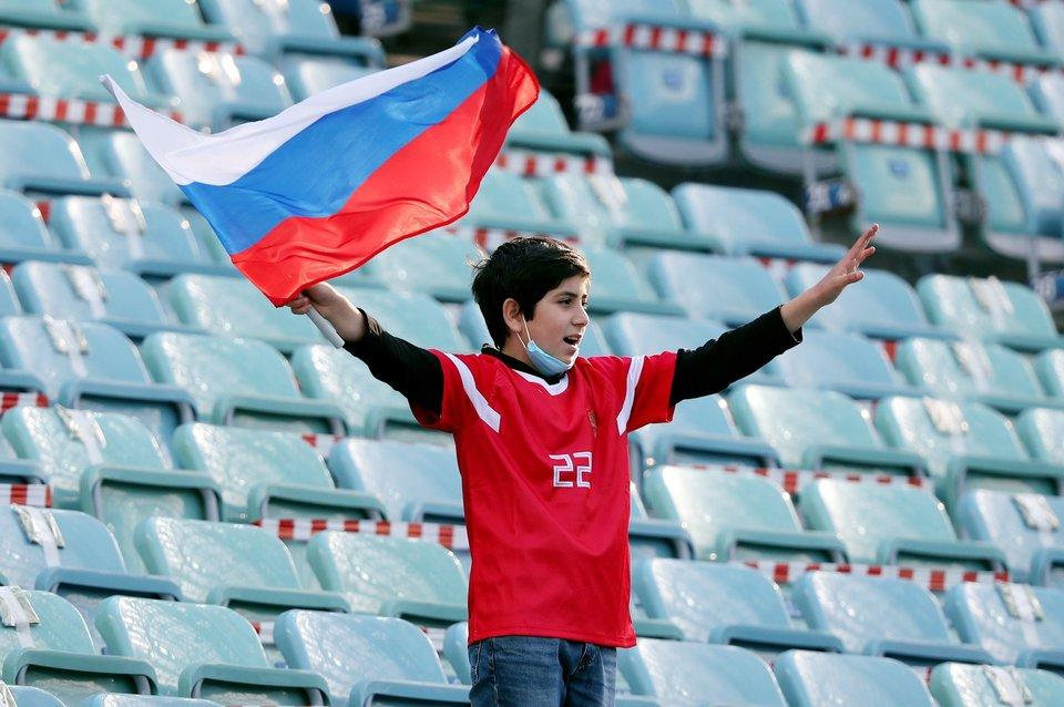 Поступили в продажу билеты для российских болельщиков на гостевой матч со Словенией