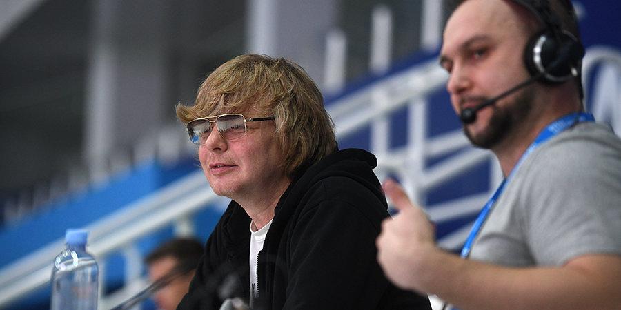 Андрей Григорьев-Апполонов: «Такие турниры, как «Кубок Газпром нефти», просто необходимы»