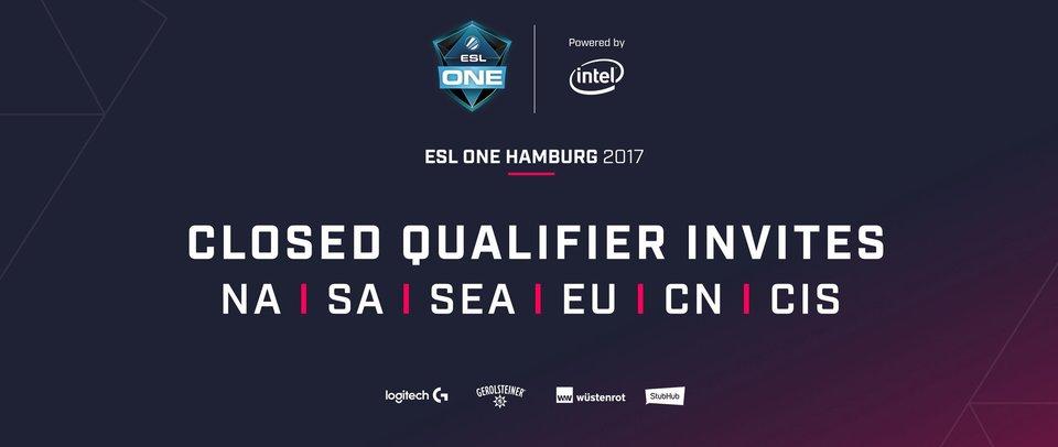 DOTA 2: Объявлены участники квалификаций ESL One Hamburg
