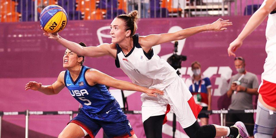 Баскетболистке Логуновой сделали предложение по прилете с Олимпиады