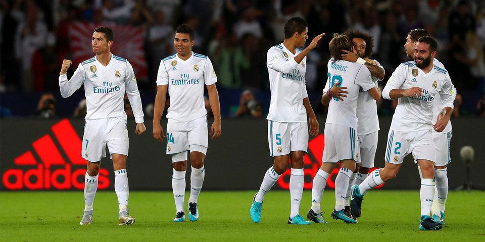 Роналду принес «Реалу» победу в финале клубного чемпионата мира