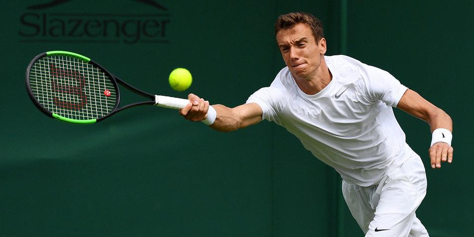 Кузнецов вышел в полуфинал турнира в Бостаде