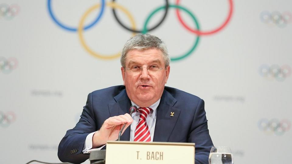 Томас Бах: «МОК интересует изменения в сфере допинга в России»