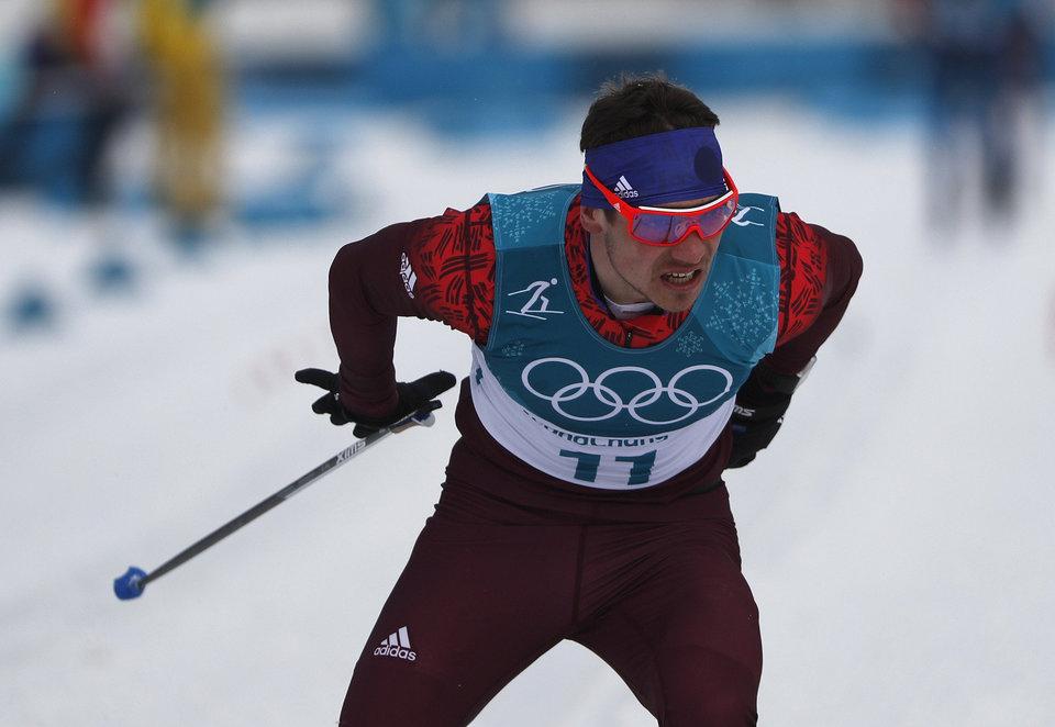 Андрей Ларьков: «Это трудно назвать лыжными соревнованиями, скорее пляжная прогулка по сугробам»