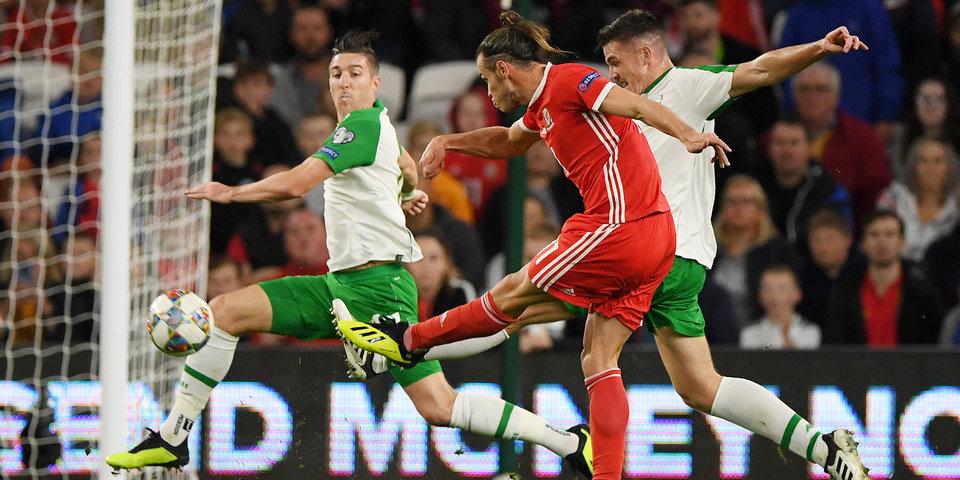 Бэйл помог сборной Уэльса разгромить Ирландию